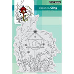 Penny Black - Christmas - Cling Mounted Rubber Stamps - Adorned Abode