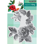 Penny Black - Cling Mounted Rubber Stamps - Garden Gems