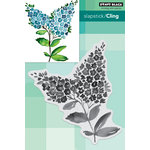 Penny Black - Cling Mounted Rubber Stamps - Lilacs