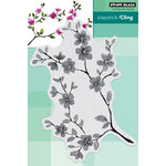 Penny Black - Cling Mounted Rubber Stamps - Blissful Blossoms