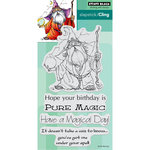 Penny Black - Cling Mounted Rubber Stamps - Wiz