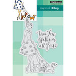 Penny Black - Cling Mounted Rubber Stamps - All Fours