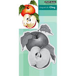 Penny Black - Cling Mounted Rubber Stamps - Apples