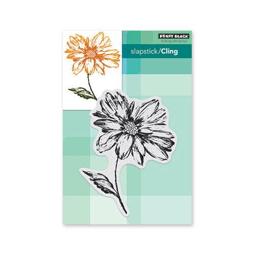 Penny Black - Timeless Collection - Cling Mounted Rubber Stamps - Radiant