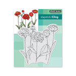 Penny Black - Timeless Collection - Cling Mounted Rubber Stamps - Unfolding