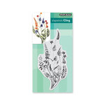 Penny Black - Timeless Collection - Cling Mounted Rubber Stamps - A Floral Twist