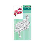 Penny Black - Timeless Collection - Cling Mounted Rubber Stamps - Harmony