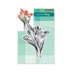 Penny Black - Full Bloom - Cling Mounted Rubber Stamps - Blooming Tulips