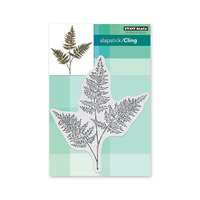 Penny Black - Cling Mounted Rubber Stamps - Fresh Fern