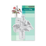 Penny Black - Cling Mounted Rubber Stamps - Sweet Centerpiece