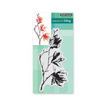 Penny Black - Cling Mounted Rubber Stamps - Entranced