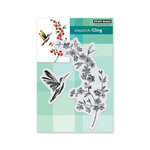 Penny Black - Cling Mounted Rubber Stamps - Flying Colors