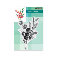 Penny Black - Cling Mounted Rubber Stamps - Rosa