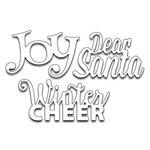 Penny Black - Christmas - Creative Dies - Winter Cheer