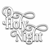 Penny Black - Creative Dies - O Holy Night