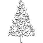 Penny Black - Christmas - Creative Dies - Xmas Tree