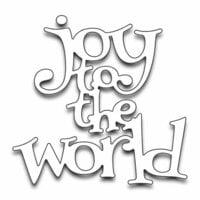 Penny Black - Creative Dies - Joy To The World