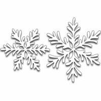Penny Black - Creative Dies - Snowflake Duo