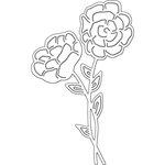 Penny Black - Creative Dies - Blooming Flowers