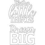 Penny Black - Creative Dies - Dream Big