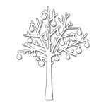 Penny Black - Christmas - Creative Dies - Ornament Tree