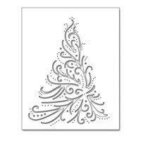 Penny Black - Peaceful Winter Collection - Christmas - Creative Dies - Christmas Elegance