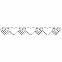 Penny Black - Creative Dies - Heart Border