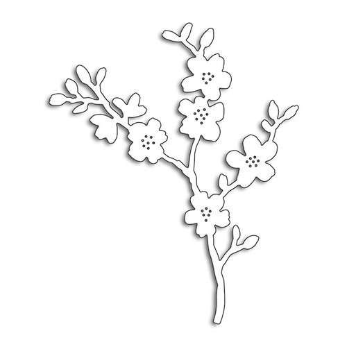 Penny Black - Creative Dies - Cherry Blossom