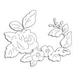 Penny Black - Creative Dies - Floral Arrangement