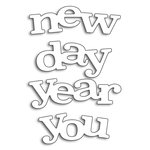 Penny Black - Creative Dies - New Day New You