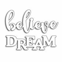 Penny Black - Creative Dies - Believe in Dreams