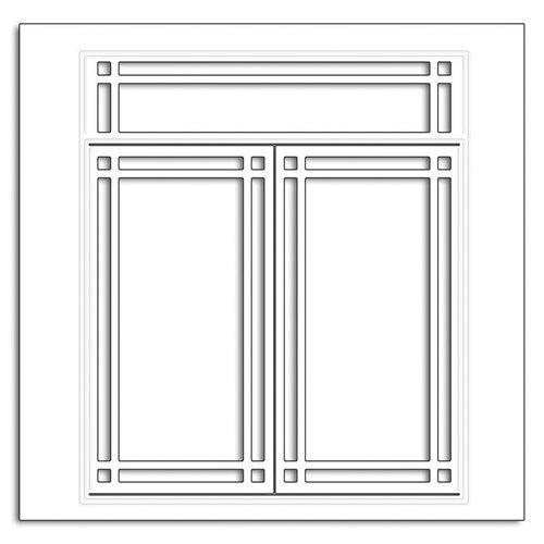 Penny Black - Creative Dies - Art Deco Window (Scrapbook.com)