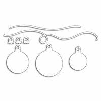 Penny Black - Christmas - Creative Dies - Ornaments Kit