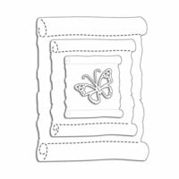 Penny Black - Creative Dies - Paper Scroll