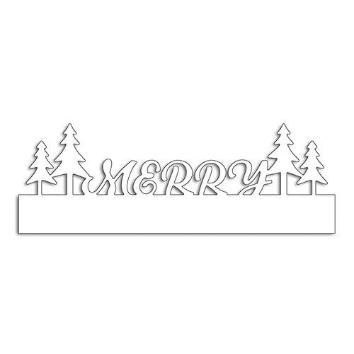 Penny Black - Christmas - Creative Dies - Merry