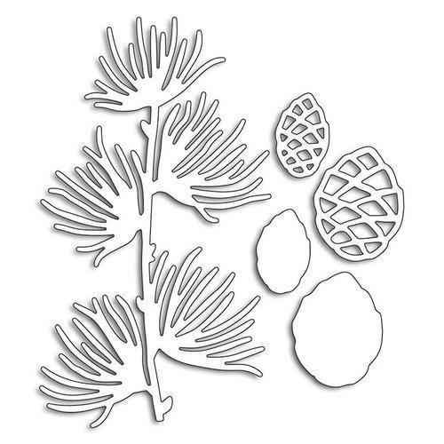 Penny Black - Creative Dies - Pine Branch