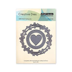 Penny Black - Timeless Collection - Creative Dies - Stars And Circles