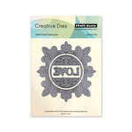 Penny Black - Timeless Collection - Creative Dies - Cut & Stitch Circle