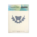 Penny Black - Timeless Collection - Creative Dies - Butterfly & Leaves