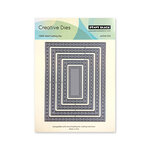 Penny Black - Timeless Collection - Creative Dies - Square Frames