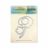 Penny Black - Timeless Collection - Creative Dies - Delicate Beauty Cut Out