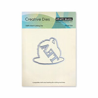 Penny Black - Timeless Collection - Creative Dies - Tea Time Cut Out