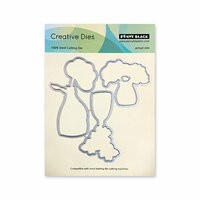 Penny Black - Timeless Collection - Creative Dies - Garden Cut Out
