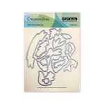 Penny Black - Timeless Collection - Creative Dies - Special Friends Cut Out