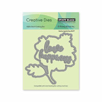 Penny Black - Full Bloom - Creative Dies - Dreams... Cut Out