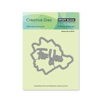 Penny Black - Creative Dies - A Present Cut Out