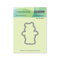 Penny Black - Creative Dies - A Big Hug Cut Out