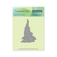 Penny Black - Christmas - First Snow Collection - Creative Dies - Fir Tree