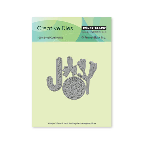 Penny Black - Christmas - Creative Dies - Eclectic Joy