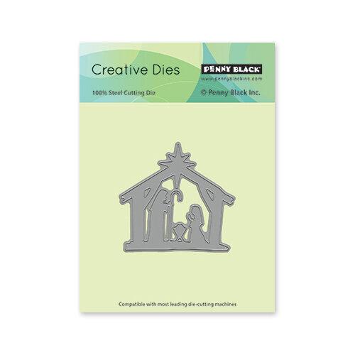 Penny Black - Christmas - Creative Dies - Heavenly